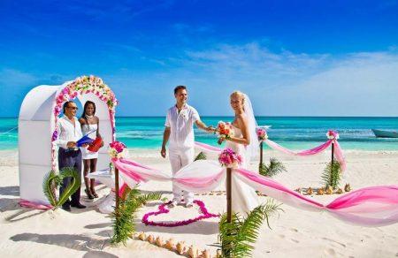 se marier île Maurice
