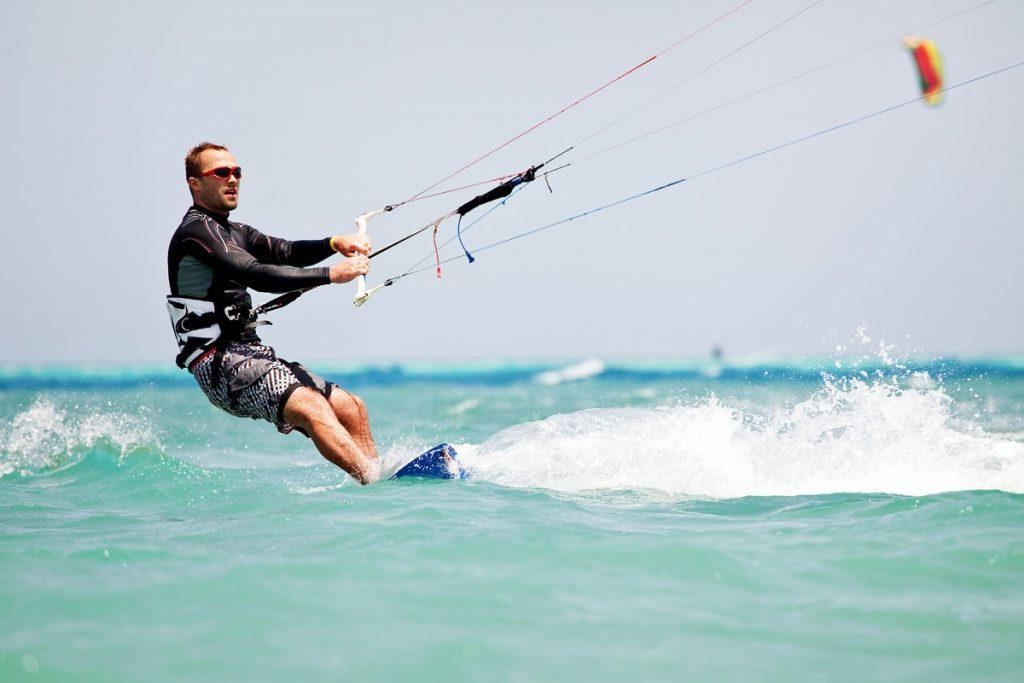 école de kitesurf