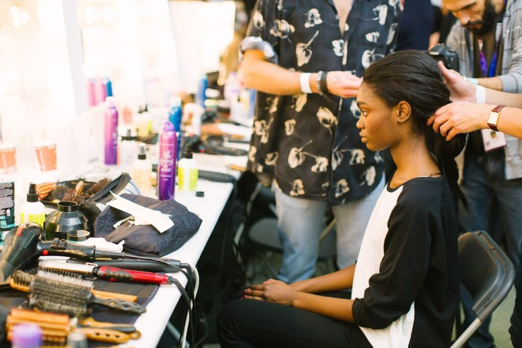Coaching salon de coiffure